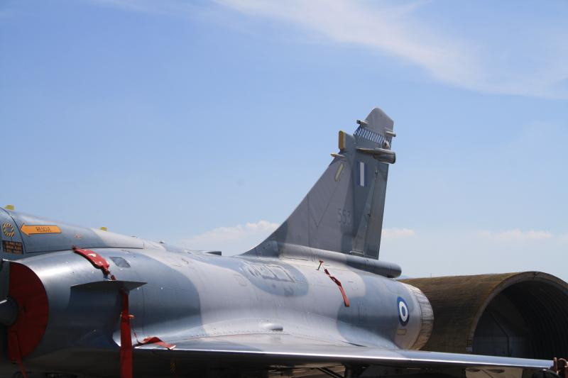 image greek Mirage S/N 553