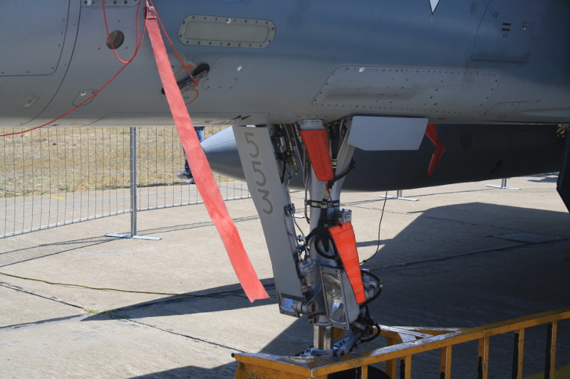 landing_gears_SN Mirage S/N 553