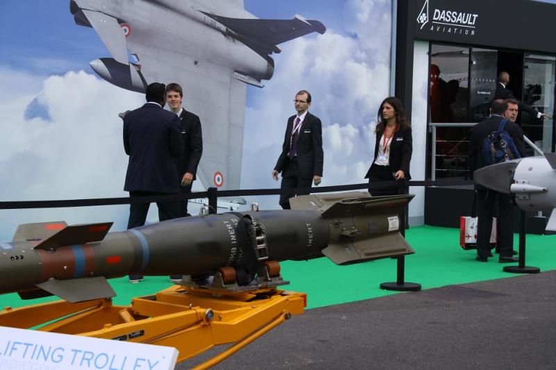 Bomb GBU for Rafale and Mirage